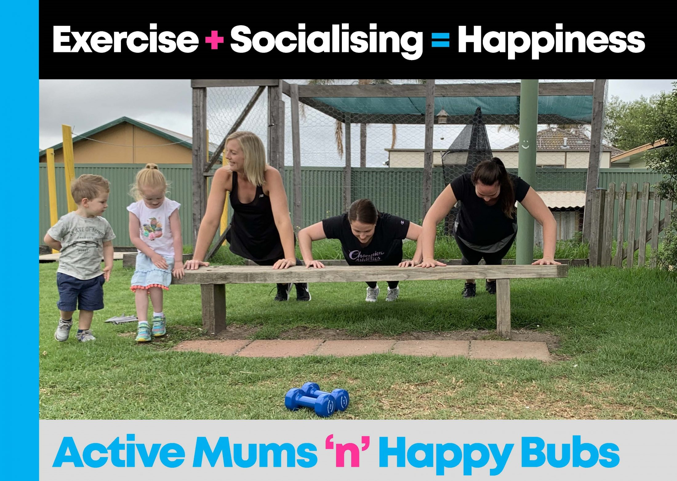Active Mums n Happy Bubs Image